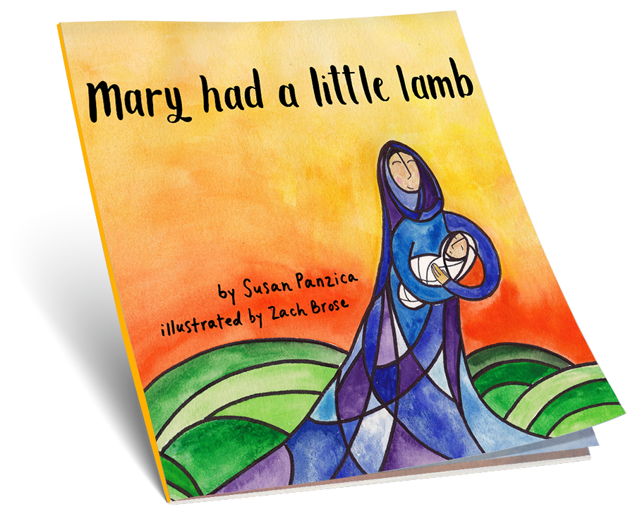 Mary Had a Little Lamb by Susan Panzica