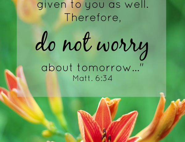 What, me worry??
